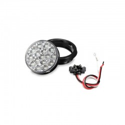 "4"" Round 17 Led Lights (12v)"